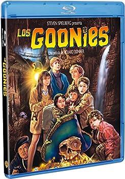 Los Goonies  Blu-ray  [1985]  Import Movie   European Format - Zone 2