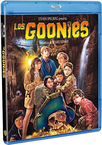 Los Goonies Blu-Ray [Blu-ray]