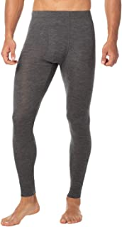 Ropa Térmica de Lana Merino Hombre Camiseta/Pantalón/Conjunto Interior Deportivo Baselayer Trekking Montaña M29/M30/M31