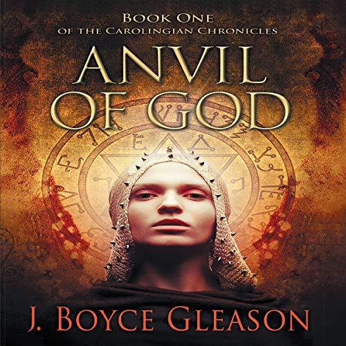 Anvil of God audiobook cover art