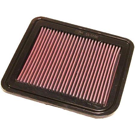 K/&N Panel Air Filter For 2003-2019 Mitsubishi #33-3015