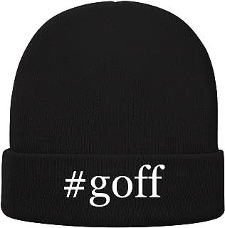 One Legging it Around #goff - Soft Hashtag Adult Beanie Cap