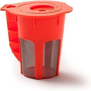 Reusable Carafe 2-pack - Refillable Keurig Multi-beverage Filter - Compatible with Keurig 2.0 Brewers (K200, K300, K400, K500 Series)