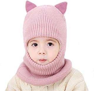 toddler girl hat and scarf set