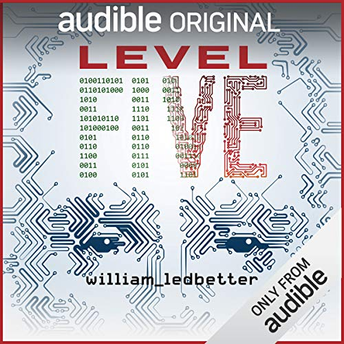 Level Five audiobook cover art