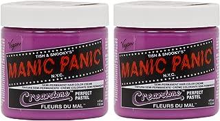 Manic Panic Fleurs Du Mal Pastel Pink Hair Dye 2pk