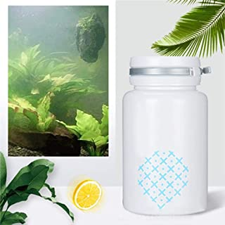 Cleaning Tools - Aquarium Algaecide Aquatic Algae Removal Powder Control Detergent Purification Water Cleaning Fish Protec...