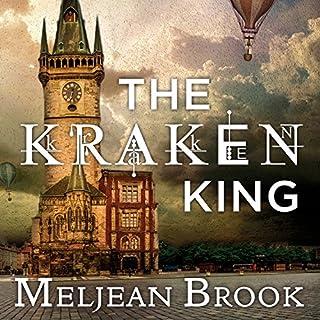 The Kraken King audiobook cover art