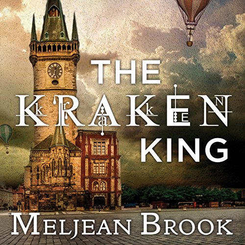 The Kraken King audiobook cover art