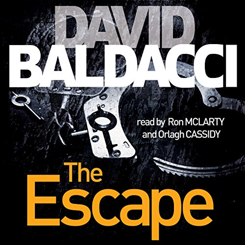 The Escape audiobook cover art