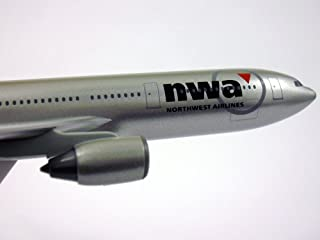Airbus A330-300 Northwest Airlines 1/200 Scale Model by Flight Miniatures