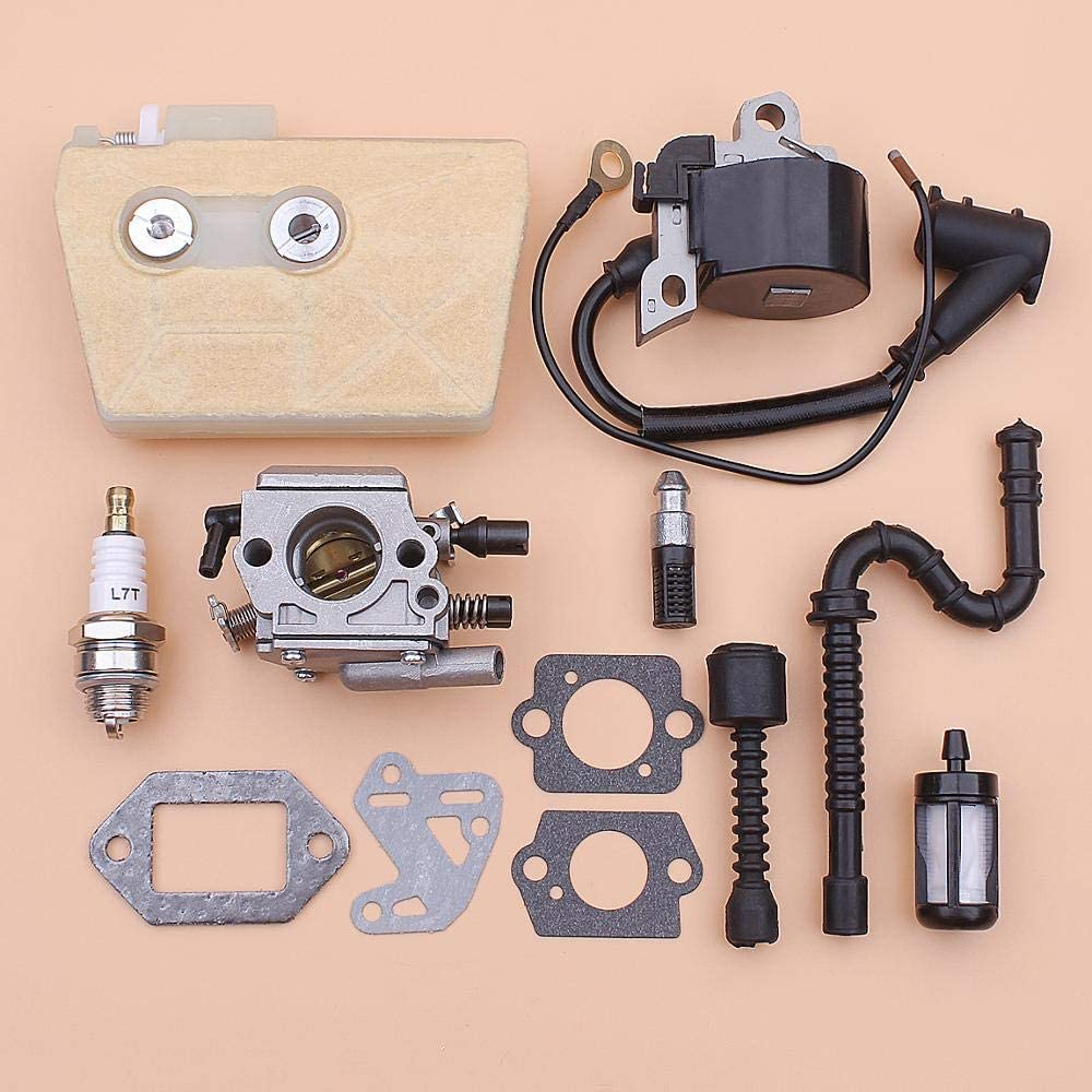 Replacement Ranking TOP6 Parts for Yuton Carburetor Coil Ignition Stihl Limited time trial price 0