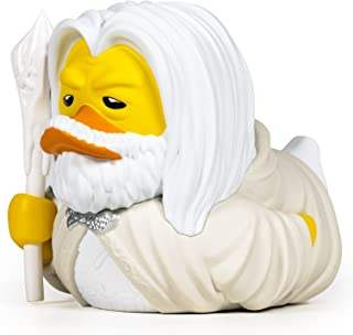 TUBBZ Lord of The Rings Gandalf The White Duck Figurine – Official Lord of The Rings Merchandise – Unique Limited Edition ...