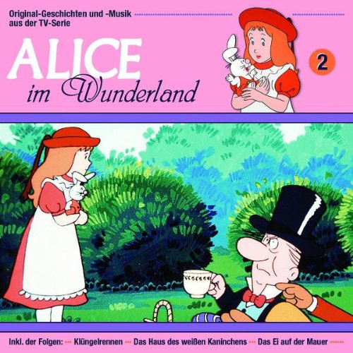 Alice im Wunderland - Folge 2