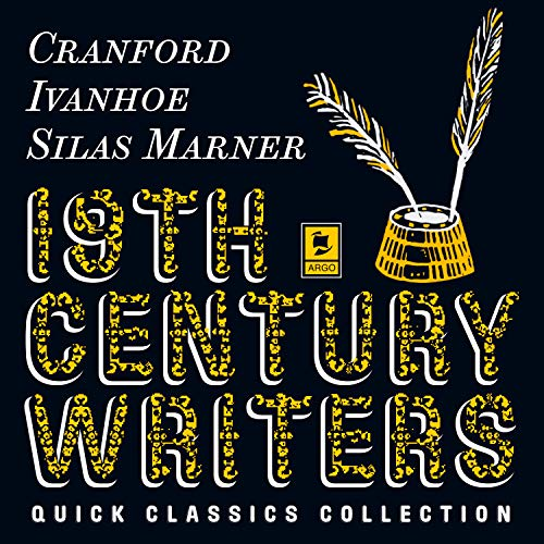 Quick Classics Collection: 19th-Century Writers cover art