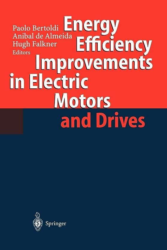 発掘するイブニング小石Energy Efficiency Improvements in Electronic Motors and Drives