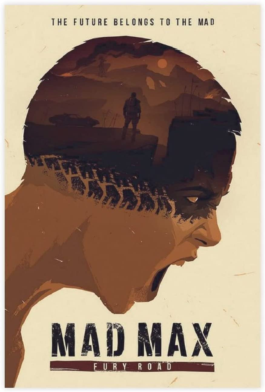 Mad Max Poster Interior Popular Aesthetics Posters Movie Our shop OFFers Many popular brands the best service