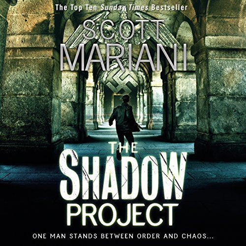 The Shadow Project: Ben Hope, Book 5 Titelbild