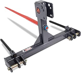United Attachments 3 Point Category 1 Cat 2 Heavy Duty 39