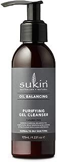 Sukin Oil Balancing Purifying Gel Cleanser, 125 ml