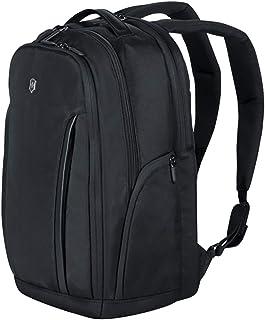 Victorinox Essentials Laptop Backpack Poliéster Negro mochila - Mochila para portátiles y netbooks (Poliéster, Negro, Monótono, Unisex, 340 mm, 270 mm)