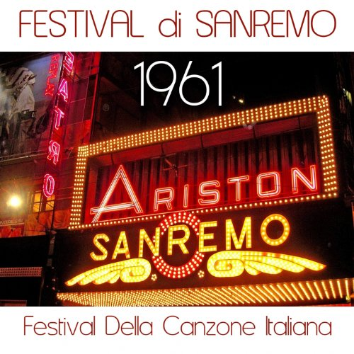 Festival di sanremo 1961 (Festival della canzone italiana)