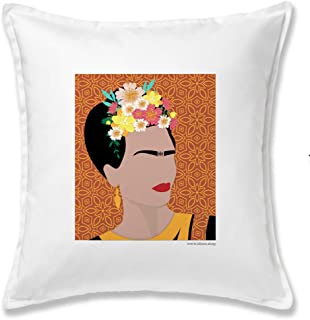 Funda de cojín Frida Kahlo 50 x 50 Made in Italy