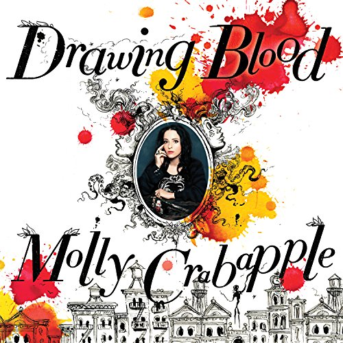 Drawing Blood audiobook cover art