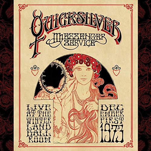 Live At The Winterland Ballroom - December 1, 1973 [Vinyl LP]
