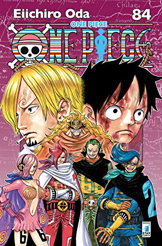 One piece. New edition (Vol. 84)