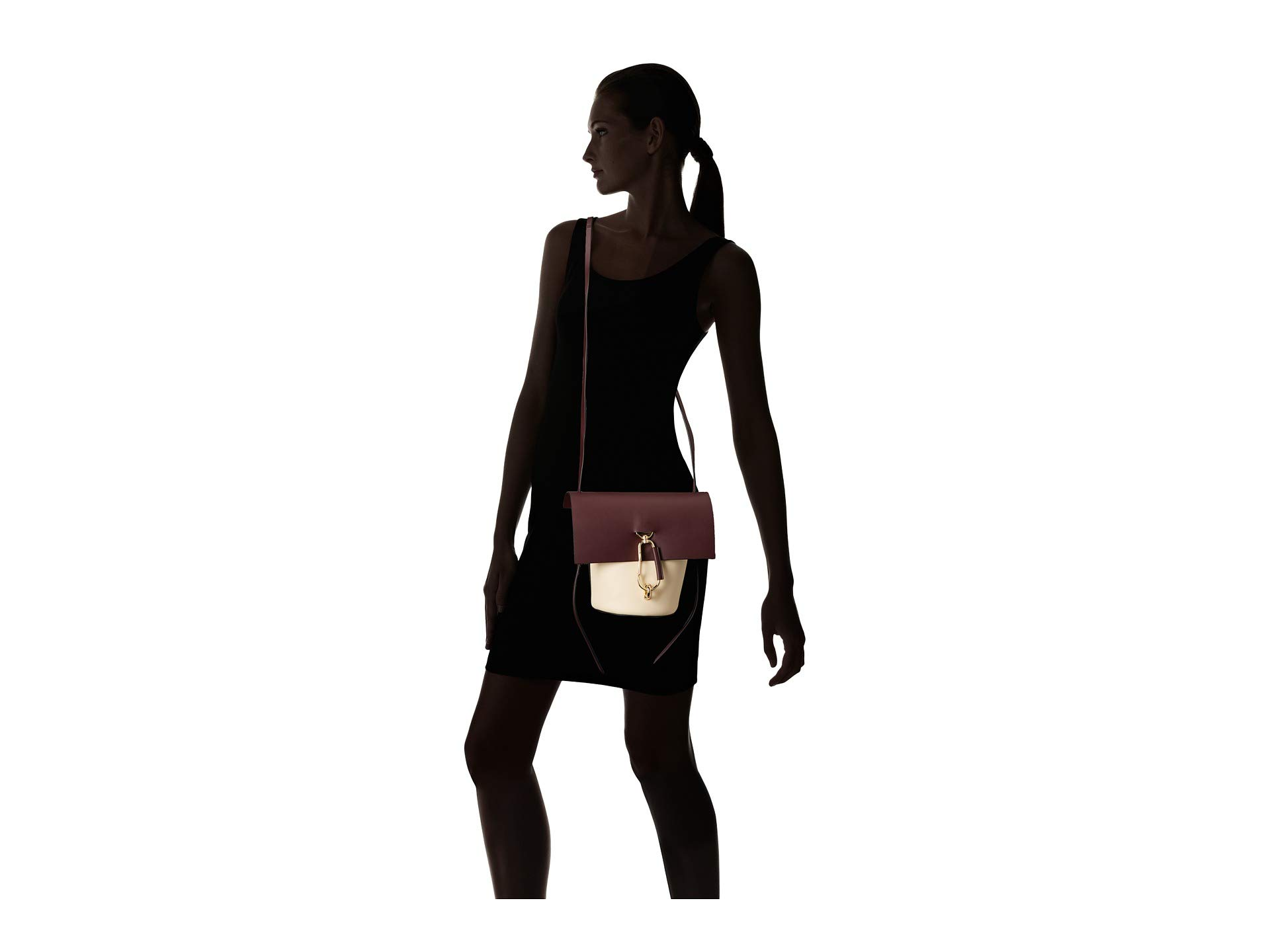 Posen Crossbody Belay Rum Zac Color Chocolate Block RwO7qEd
