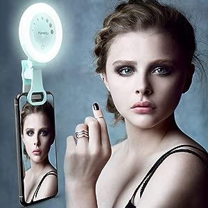 Ring Light  Selfie Light  Rechargeable LED Selfie Ring Light Yarrashop...