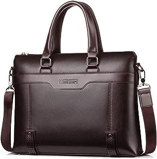 Men's Briefcase Backpack, Wearable Computer Bag Men's Bag Tote Business Crossbody Bag