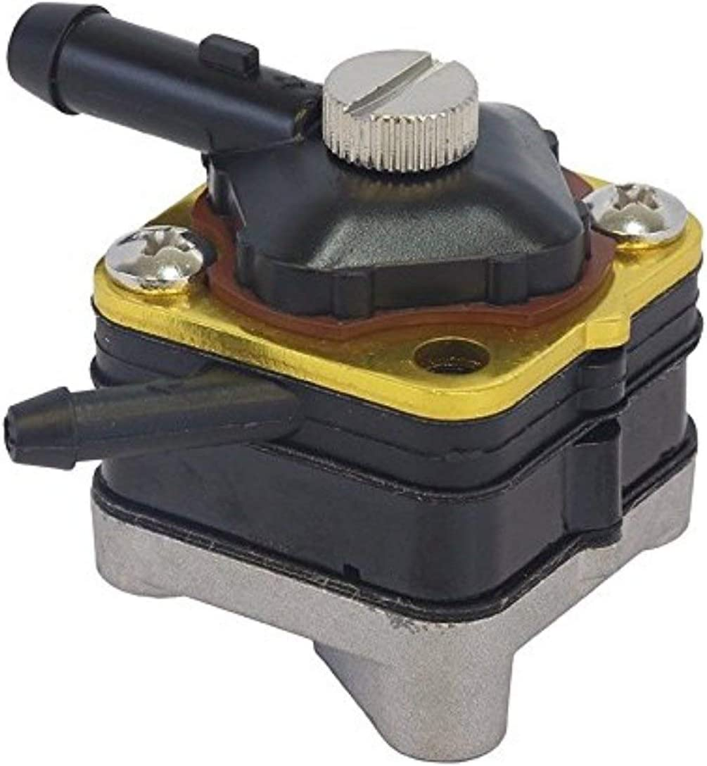 81-1992 FUEL PUMP MERCURY Selling and selling EVINRUDE Max 76% OFF OUTBOARD MARINE ENGIN JOHNSON