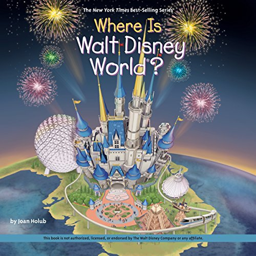 Where Is Walt Disney World? cover art