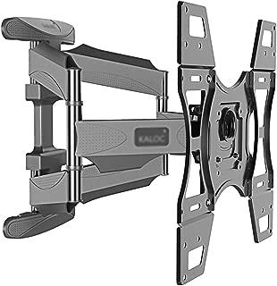 LTJTVFXQ-shelf Tilt TV Mount TV Bracket Adjustable Swivel TV Bracket for Most 32-70 Inch LED, LCD Plasma TVs with Full Motion Articulating Arm and Cable Tie 100lbs Loading Capacity Max VESA 400400mm