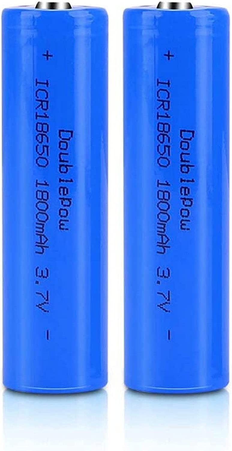 18650 Sale SALE% OFF 3 OFFicial site 7V Lithium Rechargeable 1800mAh High Capacity Batteries