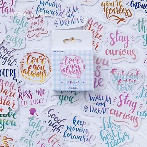 BLOUR 40 Stück Kawaii Pink Cherry Scrapbook Aufkleber Scrapbooking Pads Papier Origami Kunst Hintergrund Papier Karte Herstellung DIY Scrapbook