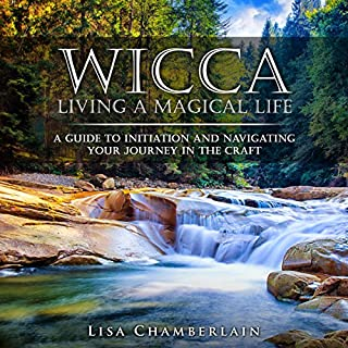 Wicca Living a Magical Life cover art