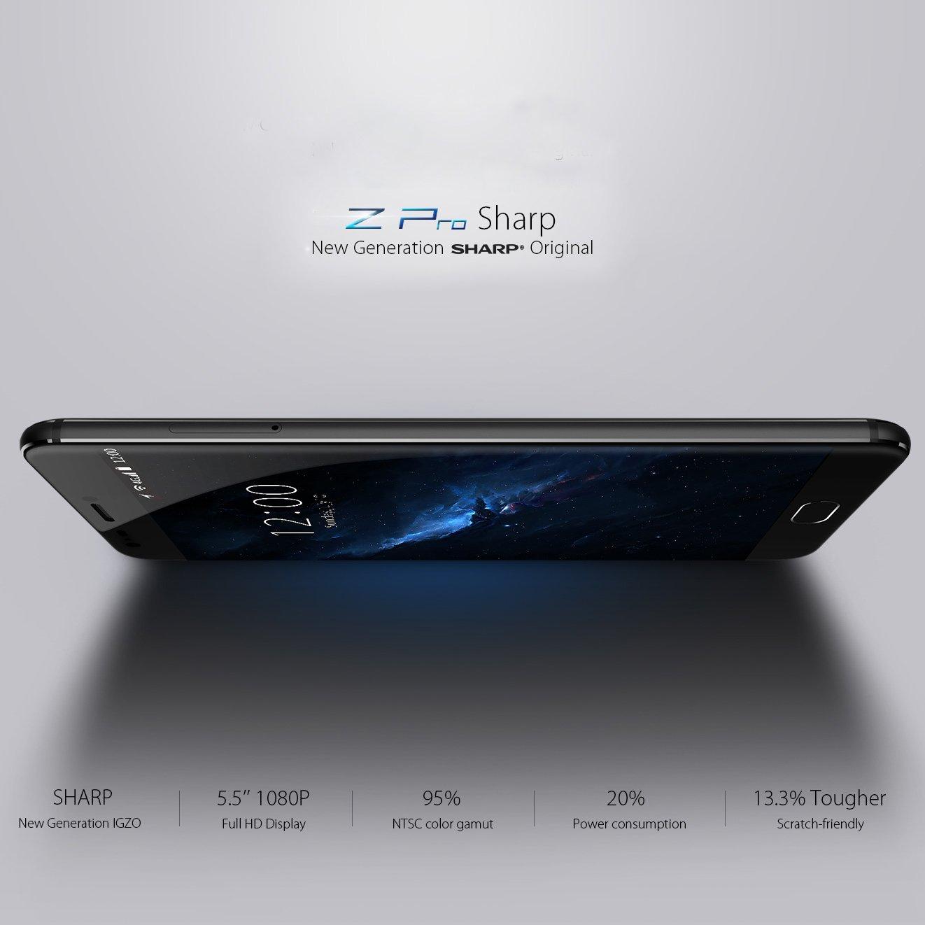 UMIDIGI Z Pro Smartphone Libre Android (Pantalla 5.5 , 4G Lte ...