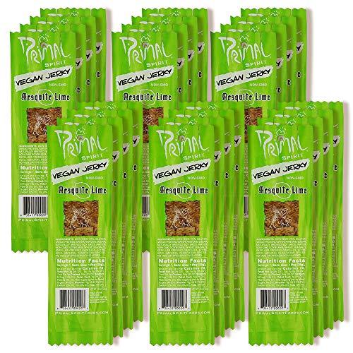 Primal Strips Mesquite Lime Seitan 24 pckts