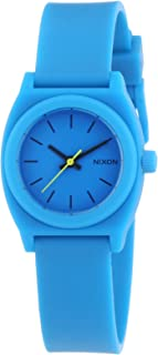 Nixon A425-314 Ladies Small Time Teller P Teal Watch