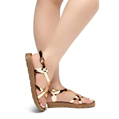 5c4ff806a35a Herstyle Smooth Move Women s Open Toes Gladiator Sandals Ankl ..
