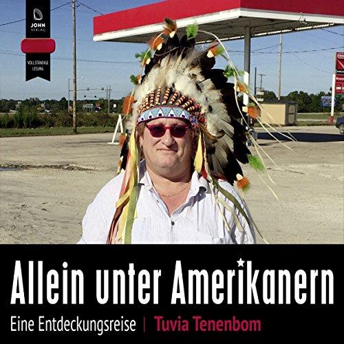 Allein unter Amerikanern audiobook cover art