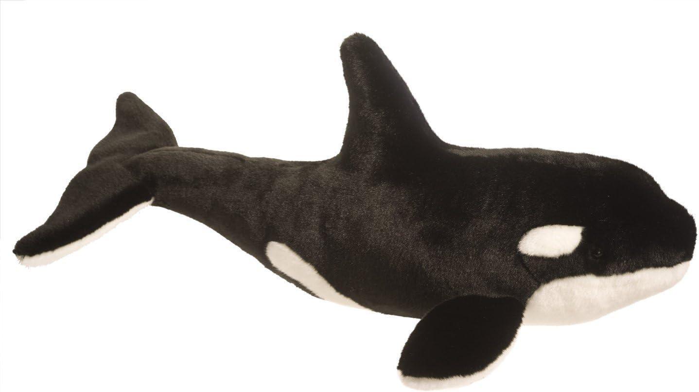Douglas Balena Orca Killer Whale Plush Stuffed Animal