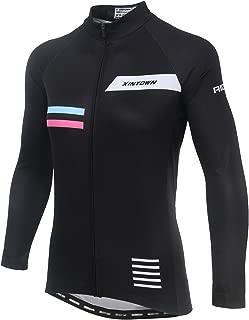 DuShow Women Bike Bicycle Cycling Long Sleeve Jersey Top Shirt