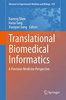 Translational Biomedical Informatics: A Precision Medicine Perspective