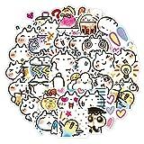 WYZN 40 unids Childish Sight Sticker linda personalidad creativa DIY niños scrapbook decoración Notebook ordenador...