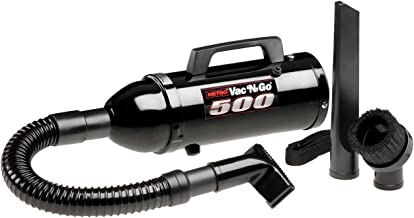 Metro Vacuum VM6B500 Vac 'N' Go 120V, 500-Watt Hi-Performance Hand Vac