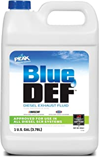 PEAK BlueDEF Diesel Exhaust Fluid, 1 U.S. Gallon